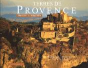 Terres de Provence - Couverture - Format classique