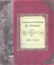 Coffret charmes et sortileges de sorciers - Intérieur - Format classique