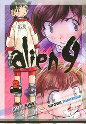 Alien Nine T.2 - Intérieur - Format classique