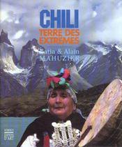 Chili. Terre Des Extrêmes - Intérieur - Format classique