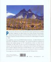 Chili. Terre Des Extrêmes - 4ème de couverture - Format classique