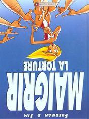 Jim t.5 ; maigrir la torture maigrir le supplice - 4ème de couverture - Format classique