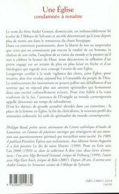 Egérie [CD] Vanot, Silvain - 4ème de couverture - Format classique