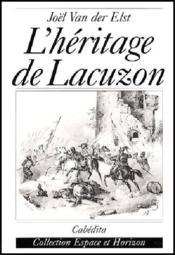 L'Heritage De Lacuzon - Couverture - Format classique