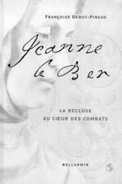 Jeanne Leber Recluse - Couverture - Format classique