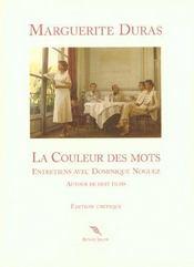 Cinema d'auteur ; entretiens avec Dominique Noguez - Intérieur - Format classique