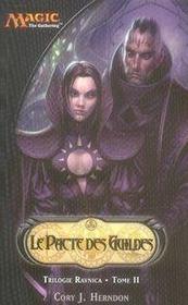 Le pacte des guildes - Intérieur - Format classique