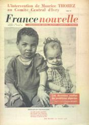 France Nouvelle N°798 du 01/02/1961 - Couverture - Format classique