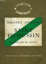 Saint Picoussin. Collection Champagne N°3. - Couverture - Format classique
