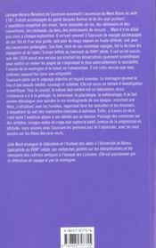 Voyages Dans Les Alpes - 4ème de couverture - Format classique