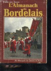 L'Almanach Du Bordelais 2007 - Couverture - Format classique