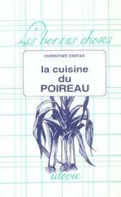 La cuisine du poireau - Intérieur - Format classique