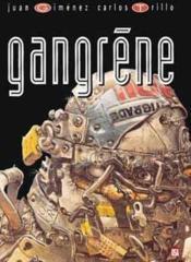 Gangrène - Couverture - Format classique