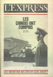 Express (L') N°669 du 09/04/1961 - Couverture - Format classique