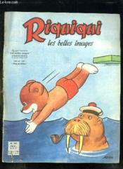 Riquiqui Les Belles Images N° 209. - Couverture - Format classique
