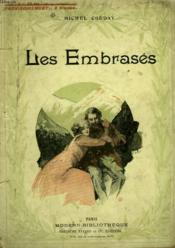 Les Embrases. Collection Modern Bibliotheque. - Couverture - Format classique