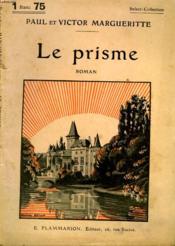Le Prisme. Collection : Select Collection N° 245 - Couverture - Format classique