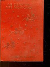 Le Dernier Des Mohicans - Couverture - Format classique