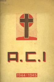 A.C.I. - Couverture - Format classique