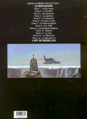 Le Mercenaire T.13 ; La Delivrance T.2 - 4ème de couverture - Format classique