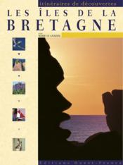 Les îles de la bretagne - Couverture - Format classique