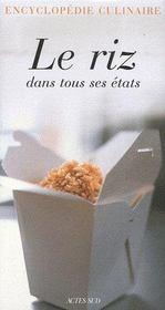 Coffret riz et épices - Couverture - Format classique