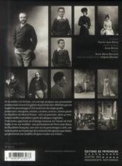 Le monde de Proust - 4ème de couverture - Format classique