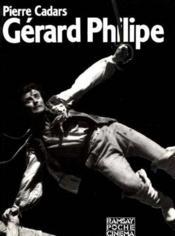 Gerard philippe - Couverture - Format classique