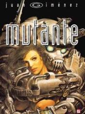 Mutante - Couverture - Format classique