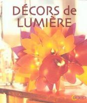 Decors de lumiere - Intérieur - Format classique