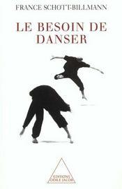 Le besoin de danser - Intérieur - Format classique