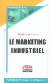 Marketing Industriel - Vade-Mecum - Couverture - Format classique