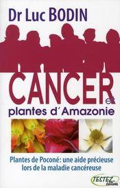 Cancer et plantes d'Amazonie - Intérieur - Format classique