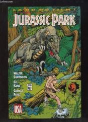 Jurassic Park - Couverture - Format classique