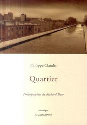 Vente  Quartier  - Philippe Claudel - Richard Bato