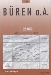 Büren a. A. - Couverture - Format classique