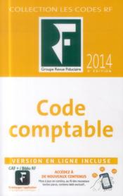 Vente  Code comptable ; version en ligne incluse (9e édition)  - Collectif