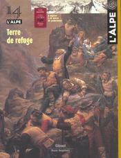 L'ALPE N.14 ; terre de refuge - Intérieur - Format classique