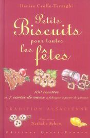 Petits biscuits pour toutes les fêtes - Intérieur - Format classique