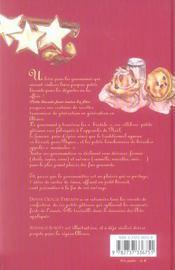 Petits biscuits pour toutes les fêtes - 4ème de couverture - Format classique