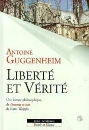 Liberte Et Verite - Couverture - Format classique