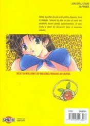 Step up love story t.15 - 4ème de couverture - Format classique