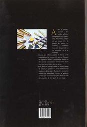 Visages ; maquilogie ; une beaute sur mesure - 4ème de couverture - Format classique