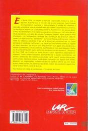 Etre Syndique(E) A L'Ombre De La Croix Potencee. Corporatisme, Syndic Alisme, Resistance En Autriche - 4ème de couverture - Format classique