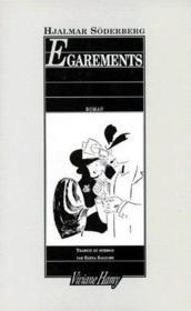 Égarements - Couverture - Format classique