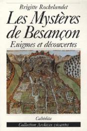 Les Mysteres De Besancon - Couverture - Format classique
