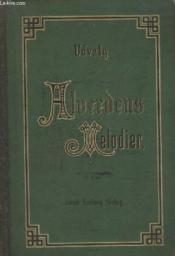 Udvalg Af Alverdens Melodier - Piano Alene Me Tekst - 1° Bind. - Couverture - Format classique