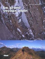Le Grand Voyage Alpin - Intérieur - Format classique