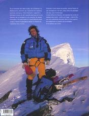 Le grand voyage alpin - 4ème de couverture - Format classique
