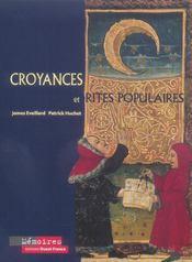 Croyances et rites populaires - Intérieur - Format classique